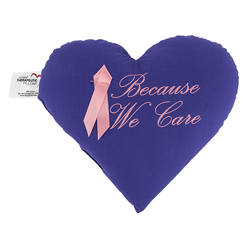 Breast Cancer Therapeutic Pillow | Post-Operative