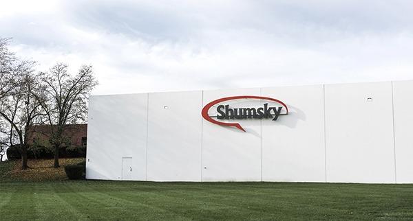 Shumsky Therapeutic Pillows Warehouse in Dayton, Ohio
