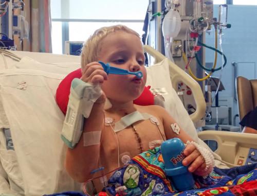 Eli's Story – Heart Surgery
