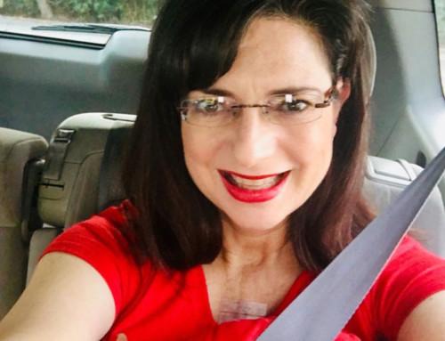 Gail's Story – Heart Surgery