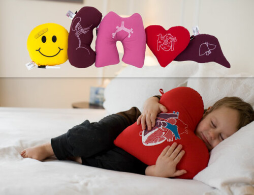 Shumsky Therapeutic Pillows are Made for Kids